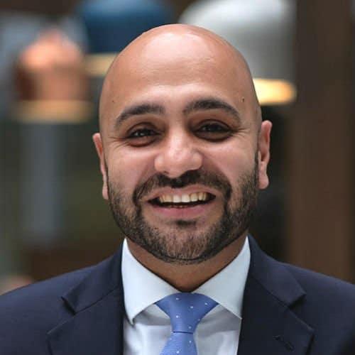 Asif Sadiq MBE