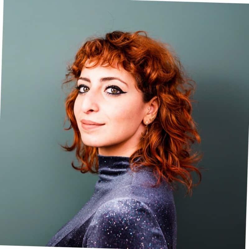 Anna Mouchref (She/Her)