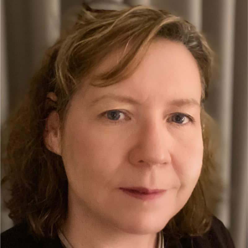 Frances McAndrew (She/Her)