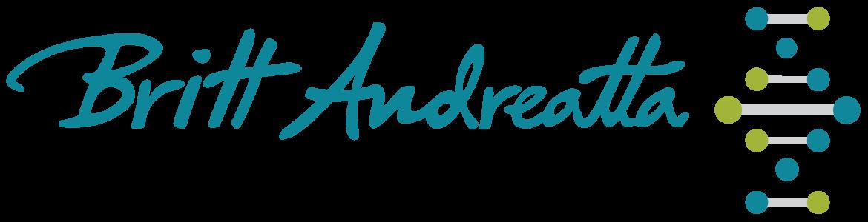 Britt Andreatta logo